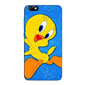 TWEETY BACK COVER FOR HONOR 4X