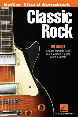Classic Rock (Guitar Chord Songbooks)