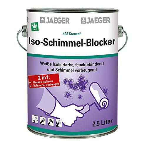 Jaeger Kronen Schimmelfarbe Iso Schimmelblocker 750 ml