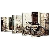 Cuadro sobre lienzo - 5 piezas - Impresión en lienzo - Ancho: 100cm, Altura: 60cm - Foto número 2667 - listo para colgar - en un marco - EG100x60-2667