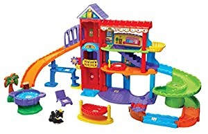 VTech 80-192823zoef Animales Animales Hotel, Juego