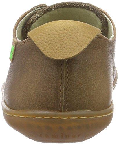 El Naturalista N296 EL VIAJERO, Unisex-Erwachsene Sneakers Braun (Kaki)
