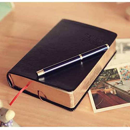 Baban Journal Carnet Cahie,Bloc-notes en Cuir Millésime Vintage Journaux Intimes