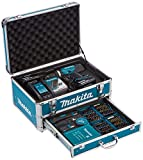Makita DHP453RFX2 Perceuse viceuse à percussion/2 batteries 18 V 3Ah