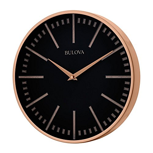 bulova-copper-classic-wall-clock-c4811