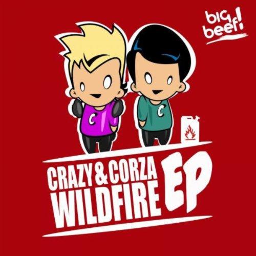 Crazy & Corza-Wildfire EP