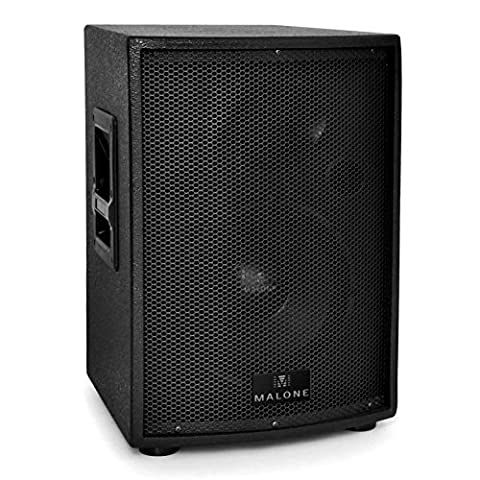 Malone PW-10A-T DJ PA Speaker Active Subwoofer (25cm (10