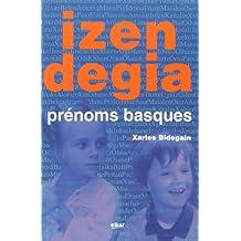 Izendegia : prénoms basques