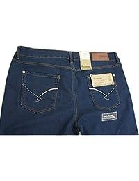 Firetrap - Jeans - Femme Bleu Bleu indigo 6 - 7 ans