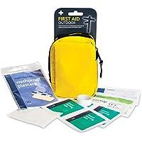 metropharm 2739.0R.M. Outdoor Erste Hilfe Set, klein, gelb Tasche preisvergleich bei billige-tabletten.eu