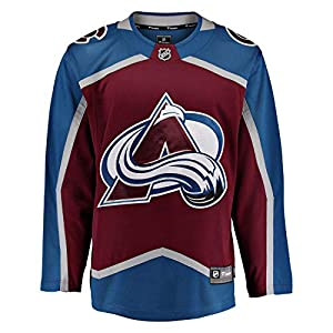 Fanatics Colorado Avalanche Breakaway NHL Trikot Home