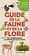 Guide de la faune et de la flore : Plus de 800 plantes et animaux de nos contrées (1CD audio) par Eisenreich