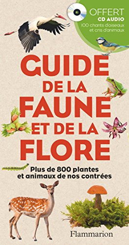 Guide de la faune et de la flore (1CD audio MP3)