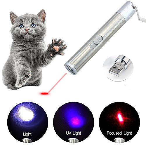 Angel\'s Pride LED Pointer für Katzen/Spielzeug Haustier Katze/interaktives Spielzeug/mit USB