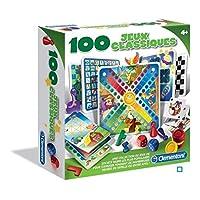 Clementoni-521838–100-Spielesammlung Clementoni–52183.8–100Spielesammlung -