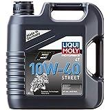 Liqui Moly 1521 Racing 4T 10W-40 - Aceite con tecnología HC para motores de
