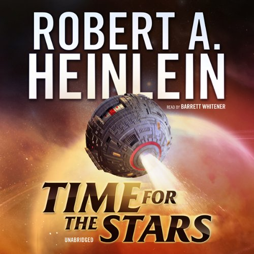 Time for the Stars  Audiolibri