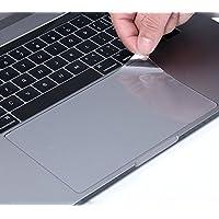 (Paquete de 2) Protector de Trackpad anti-arañazos Protector de pantalla táctil Clear Film para New Macbook Pro 15 pulgadas con Touch Bar Modelo A1707 Clear