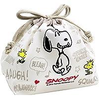 Cacahuetes Osk Snoopy japonés bolso tipo bolsa para el almuerzo KB-1de Japón