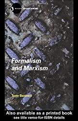 Formalism and Marxism (New Accents)