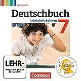 Produkt-Bild: Deutschbuch 7. Schuljahr. Gymnasium Allgemeine Ausgabe. Übungs-CD-ROM zum Arbeitsheft