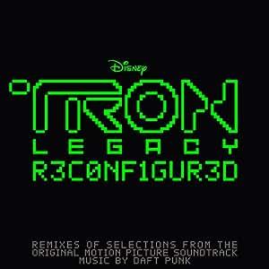 Tron Legacy - Remixes - Tron Reconfigured