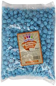 Kingsway Bonbons Sour Blue Raspberry 3 Kg