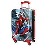 Spiderman City Valigia per bambini, 55 cm, 33 liters, Multicolore (Multicolor) immagine