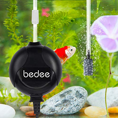 bedee Pompe a Air Aquarium, Pompe Air Aquarium Silencieuse...