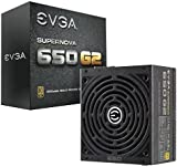 EVGA SuperNOVA 650 G2, 80+ GOLD 650W, Fully Modular, EVGA ECO Mode, 7 Year Warranty, Includes FREE Power On Self Tester Power Supply 220-G2-0650-Y3