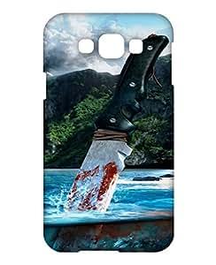 Crackndeal Back Cover for Samsung Galaxy E7