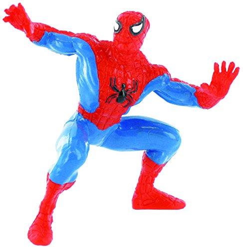 Toppers Spider Rojo De Pie 1