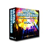 Ultra Dance Leads Vol. 1 - 25 Energy Synth Lead Multi Samples - You are now presented with the top-class lead samples, used by the most famous club music producers around the globe! Download 25 Great-Sounding, Commerci... [SF2 Samples] [Instant Download]