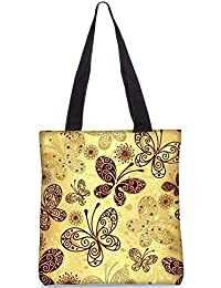 Snoogg Tote Bag 13.5 X 15 Inches Shopping Utility Tote Bag Made From Polyester Canvas - B01GCIKN5A