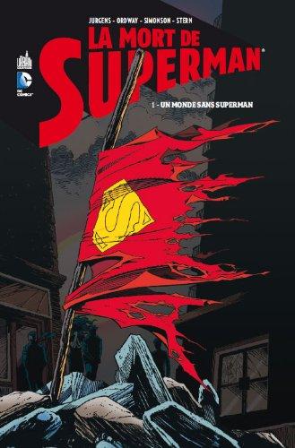 La Mort de Superman tome 1 par Collectif