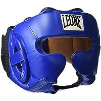 Leone 1947 - Casco de entrenamiento para adultos, unisex, color azul turquesa, talla L