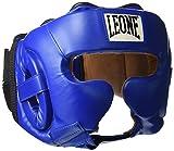 Leone 1947 - Casco de Entrenamiento para Adultos, Unisex, Color Azul Turquesa, Talla M