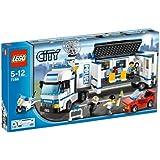 LEGO City 7288 - Unità mobile della Polizia