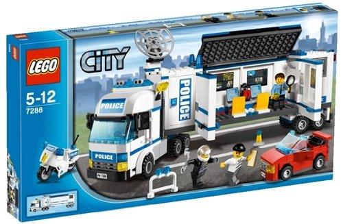 LEGO City 7288 - Polizei Truck (Polizei Lego Truck)