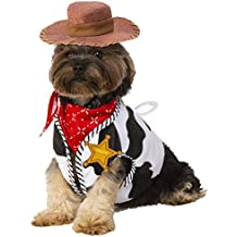 Rubies Disney  Juego de Accesorios para Disfraz de Mascota de Toy Story  Woody 8bba1394d11