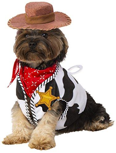 Toy Hunde Kostüm Story - Rubie's Disney-Toy Story, Kostüm-Zubehör, mit