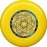 Eurodisc - Frisbee per Ragazzi e Bambini, Giallo, 135 g