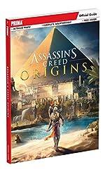 Assassin's Creed Origins - Prima Official Guide de Prima Games