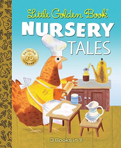 Little Golden Book Nursery Tales (Little Golden Books)
