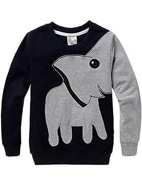 Sudadera para niño Bebé – elefan