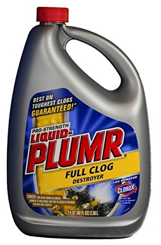 clorox-00228-liquid-plumr-heavy-duty-drain-cleaner-pack-of-6