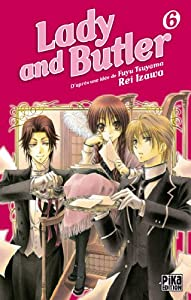 Lady and Butler Edition simple Tome 6