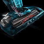 AEG CX8Power Staubsauger Besen mit Lithium Batterie Turbopower Staubsauger 32,4 V Grau - 32,4 V