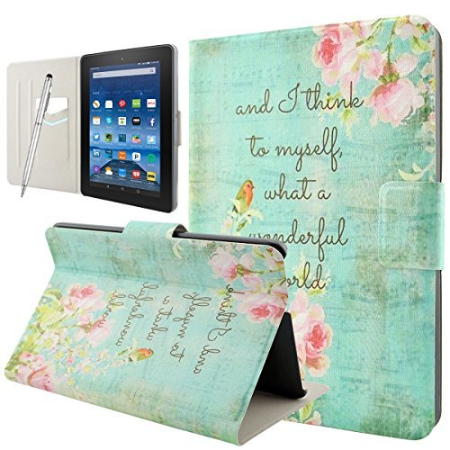 vanlog-amazon-kindle-fire-hdx-7-lederhulle-folio-klapphulle-jahrgang-blume-design-tasche-etui-kindle