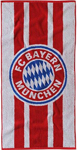 FC Bayern München 17402 Handtuch Emblem